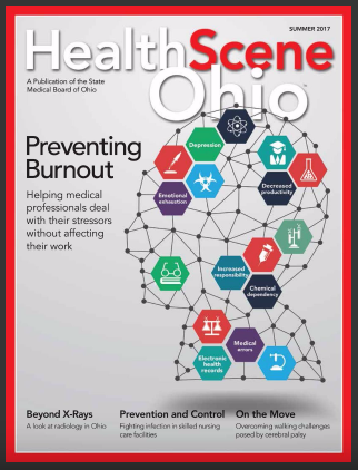 HealthScene Ohio - Summer 2017 Issue Available